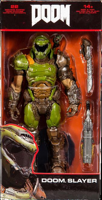 "Doom - Doom Slayer Classic 7"" Action Figure-MCF11107-MCFARLANE TOYS"