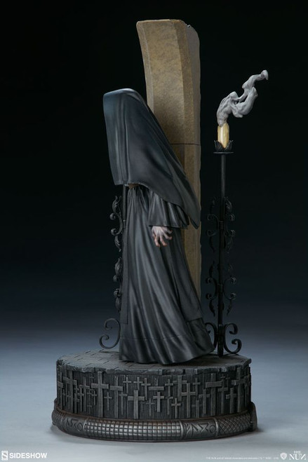 The Nun - 13 inch Statue-SID200565-SIDESHOW COLLECTIBLES