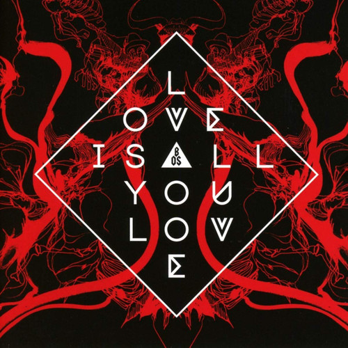 Band of Skulls-Love Is All You Love CD-Brand New/Still sealed