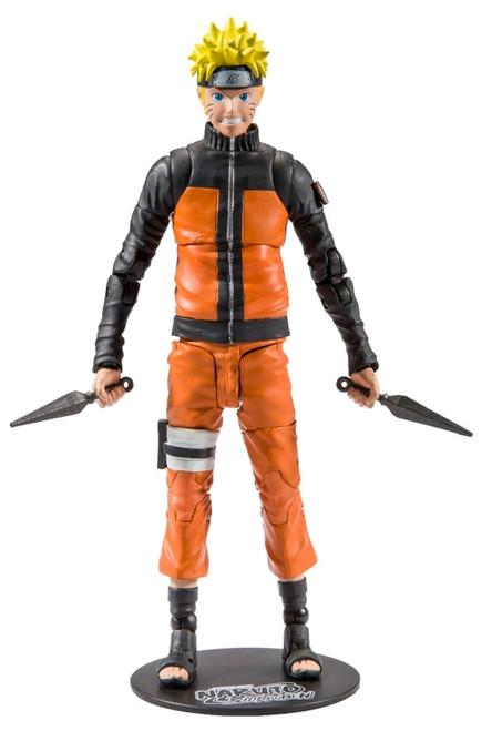 """Naruto Shippuden - Naruto #2 7"""" Action Figure-MCF10271-MCFARLANE TOYS"""