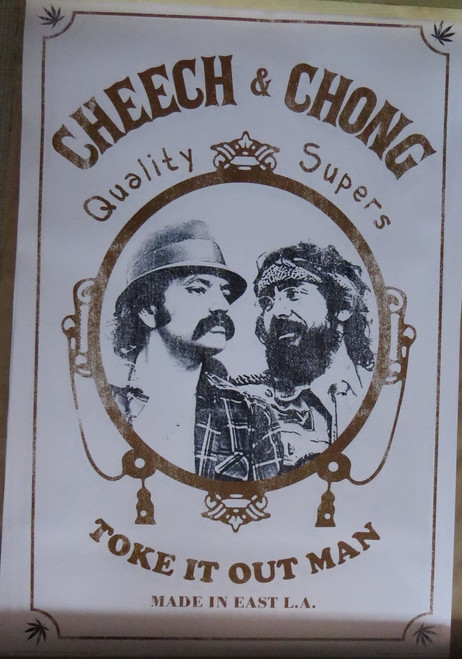 Cheech & Chong Toke It Out Man - Poster-Laminated available-90cm x 60cm-Brand New