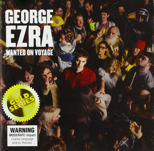 GEORGE EZRA-WANTED ON VOYAGE (DELUXE) (GOLD SERIES) CD-Brand New/Still sealed