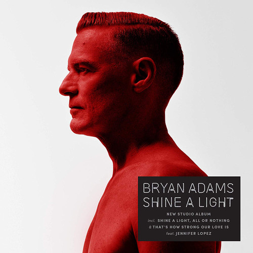 Bryan Adams-Shine A LightCD-Brand New/Still sealed