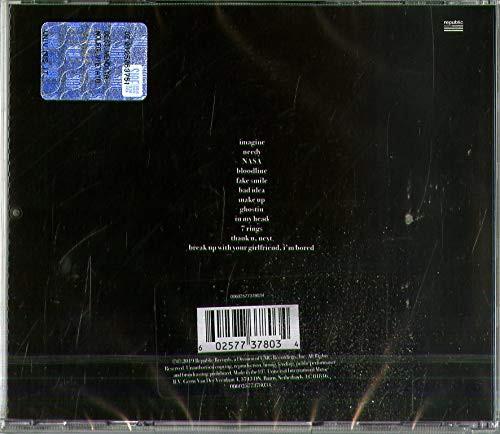 Ariana Grande -thank u, next CD-Brand New/Still sealed