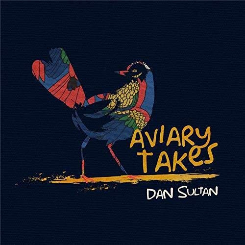 Dan Sultan -Aviary Takes CD-Brand New/Still sealed