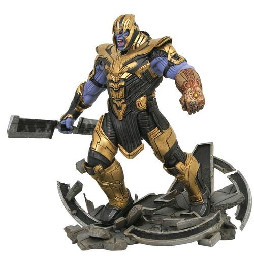 Avengers 4: Endgame - Thanos Milestones Statue-DSTMAY192373-DIAMOND SELECT TOYS