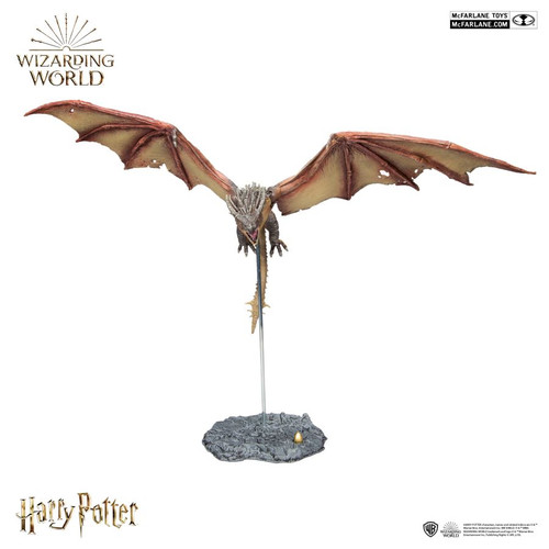 Harry Potter - Hungarian Horntail Deluxe Figure-MCF13312-MCFARLANE TOYS