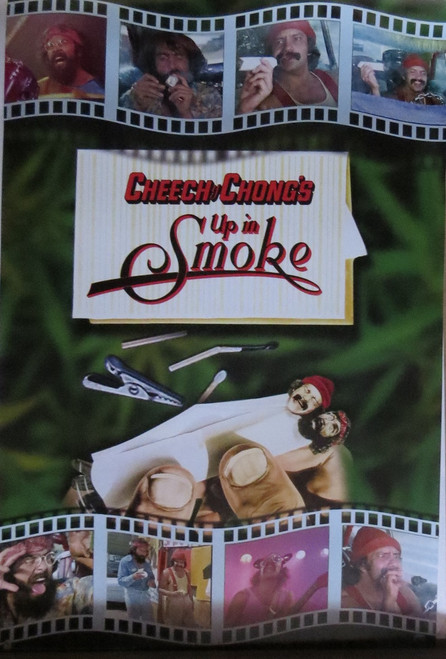 Cheech & Chong Up In Smoke - Poster-Laminated available-90cm x 60cm-Brand New