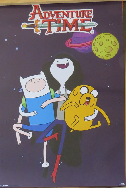 Adventure Time (Marceline)- Poster-Laminated available-91cm x 61cm-Brand New