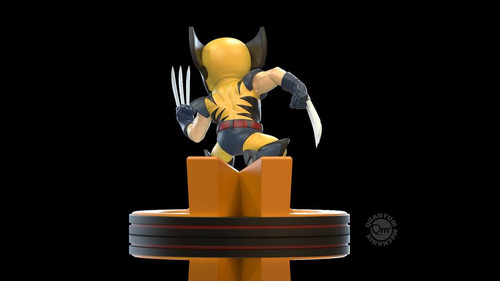 X-Men - Wolverine Marvel 80th Anniversary Q-Fig Diorama-QMXMVL-0043-QUANTUM MECHANIX