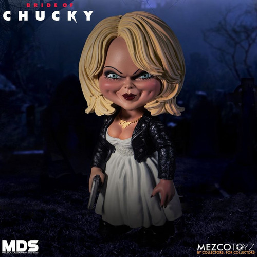 Child's Play - Tiffany Designer Figure-MEZ78195-MEZCO TOYZ