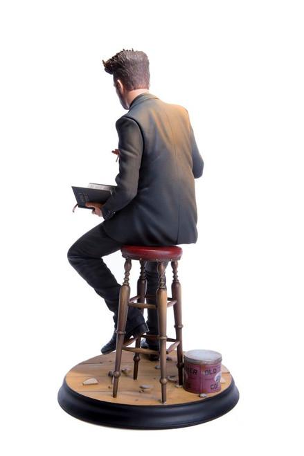 Preacher - Jesse Custer 10 inch Statue-MDOMT-139-MONDO