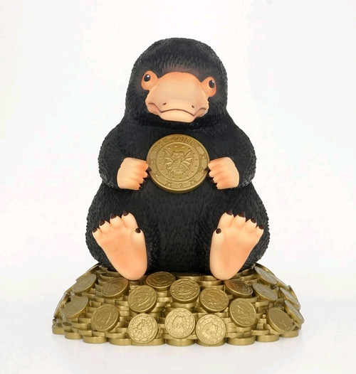 Fantastic Beasts and Where to Find Them - Niffler Coin Bank-MON48504-MONOGRAM INTERNATIONAL