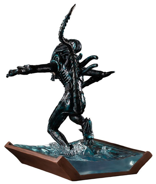 Aliens - Alien Water Attack Statue-IKO1124-IKON DESIGN STUDIO