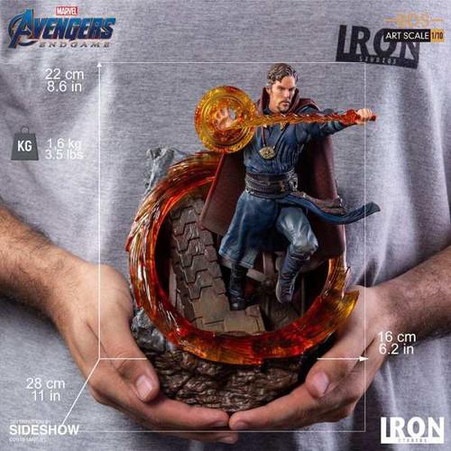 Avengers 4: Endgame - Falcon 1:10 Scale Statue-IRO99615-IRON STUDIOS