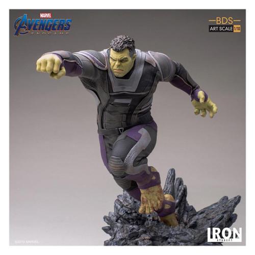 Avengers 4: Endgame - Hulk 1:10 Scale Statue-IRO99684-IRON STUDIOS