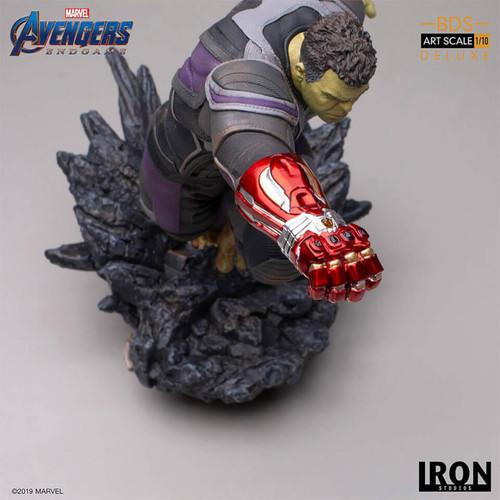 Avengers 4: Endgame - Star-Lord 1:10 Scale Statue-IRO99561-IRON STUDIOS