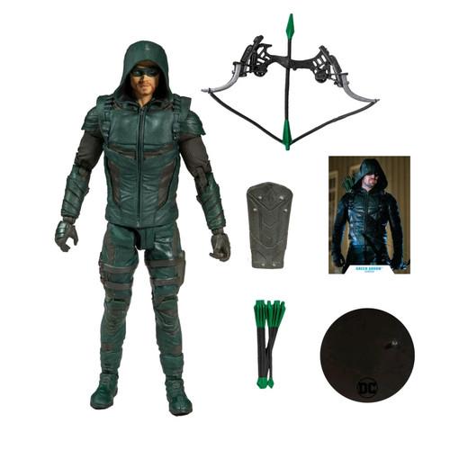 "Arrow - Green Arrow TV 7"" Action Figure-MCF15112-MCFARLANE TOYS"