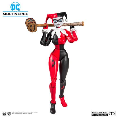 "Batman - Harley Quinn Classic 7"" Action Figure-MCF15802-MCFARLANE TOYS"