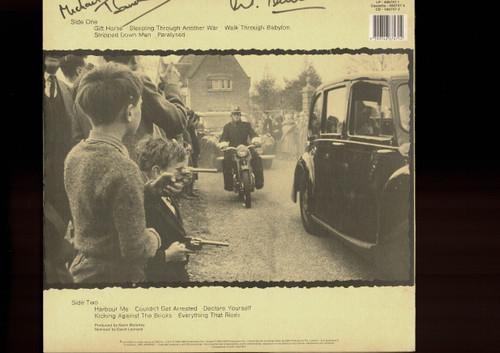 Seven Stories-Judges And Bagmen-VINYL LP-USED-Aussie press