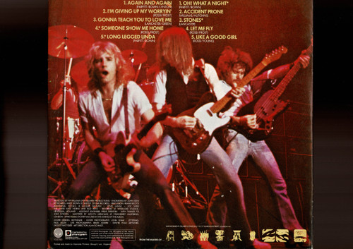 Status Quo-If You Can't Stand The Heat...-VINYL LP-USED-Aussie press