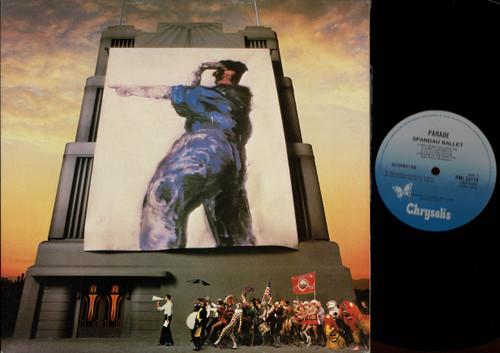 Spandau Ballet-Parade-VINYL LP-USED-Aussie press