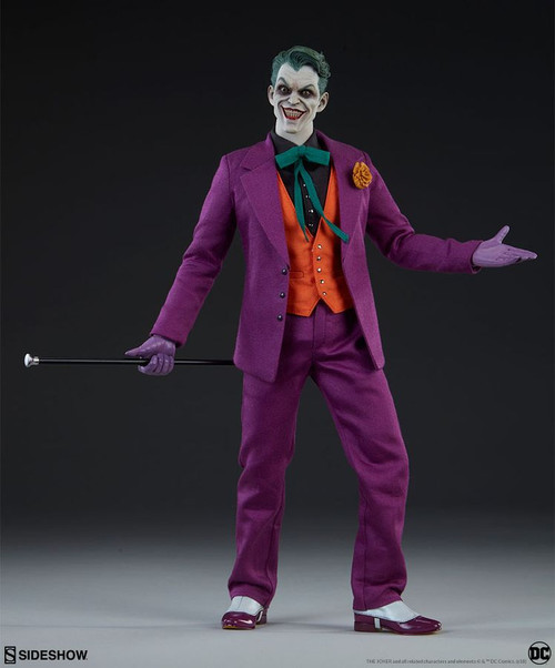 "Batman - Joker 12"" 1:6 Scale Action Figure-SID100426-SIDESHOW COLLECTIBLES"