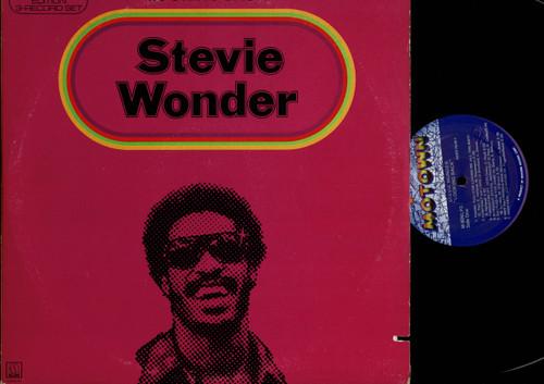 Stevie Wonder - Looking Back - Vinyl-- LP-USED-USA press