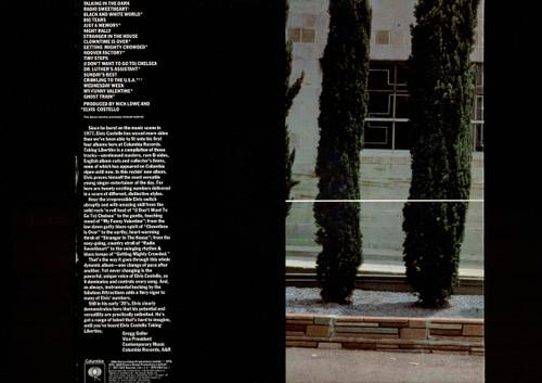 Elvis Costello-Taking Liberties-VINYL LP-USED-Canada press