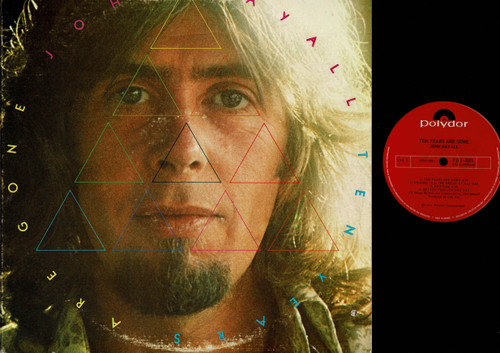 John Mayall-Ten Years Are Gone-VINYL LP-USED-Canada press