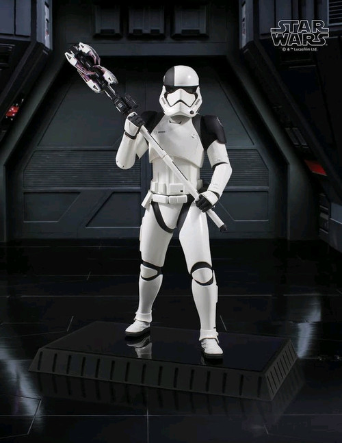 Star Wars - Executioner Trooper Episode VIII The Last Jedi Statue-GGS80869-GENTLE GIANT STUDIOS