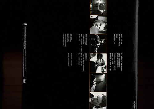 U2-Rattle And Hum-VINYL LP-USED-Original Aussie press