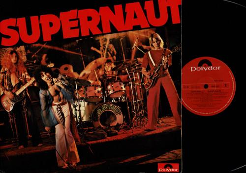 Supernaut -Supernaut-VINYL LP-USED-Aussie press