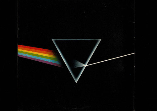 Pink Floyd-The Dark Side Of The Moon-VINYL LP-USED-NZ press