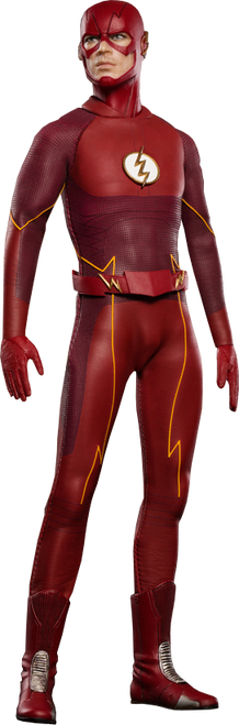 Arrow - Flash (Season 5) Deluxe 1:8 Scale Action Figure-SATSA8014A-STAR ACE TOYS