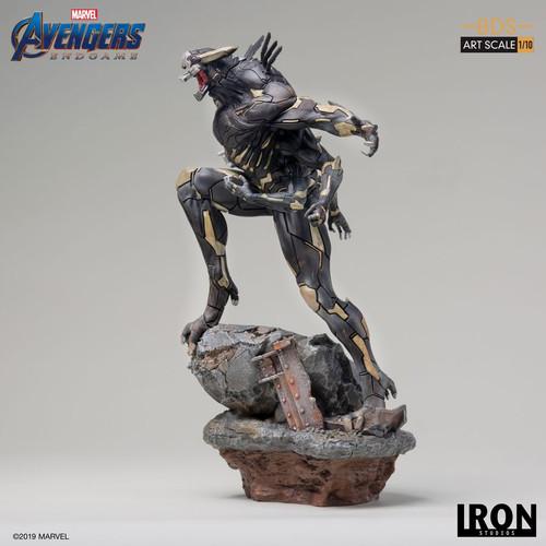 Avengers 4: Endgame - General Outrider 1:10 Scale Statue-IRO99646-IRON STUDIOS