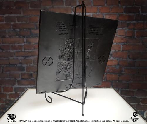 Megadeth - Rust in Peace 3D Vinyl Statue-KNU3DVMDRUST100-KNUCKLEBONZ