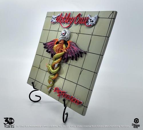 Motley Cru - Dr Feel Good 3D Vinyl Statue-KNU3DVMCDFG100-KNUCKLEBONZ
