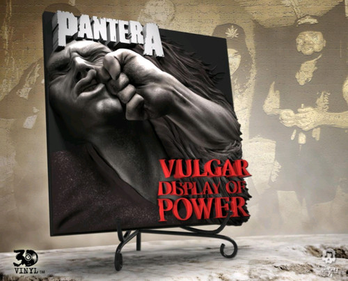 Pantera - Vulgar Display of Power 3D Vinyl Statue-KNUVPANTERAVDOP-KNUCKLEBONZ