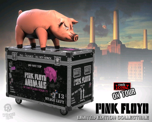 Pink Floyd - The Pig On Tour Series Replica-KNUPFPIG100-KNUCKLEBONZ