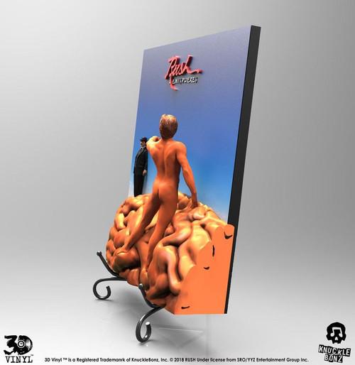 Rush - Hemispheres 3D Vinyl Statue-KNU3DVRUSHHEM100-KNUCKLEBONZ