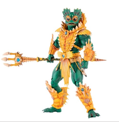 """Masters of the Universe - Mer-Man 12"""" Action Figure-MDOMT-166-MONDO"""