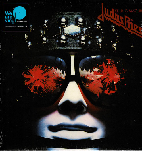 JUDAS PRIEST-Killing Machine (180 gram) Vinyl LP-Brand New-Still Sealed