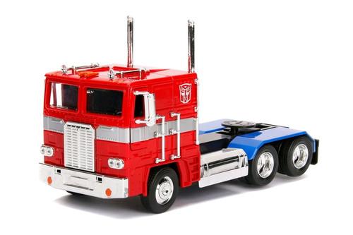 Transformers - Optimus Prime G1 1:24 Hollywood Ride-JAD99524-JADA TOYS