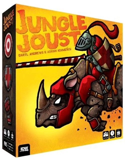 Jungle Joust - Board Game-IDW01275
