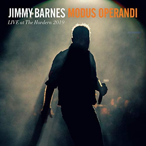 Jimmy Barnes - My Criminal Record / Modus Operandi CD-Brand New/Still sealed