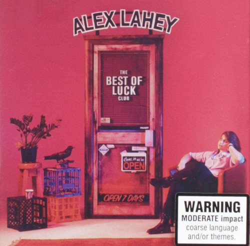 Alex Lahey - The Best Of Luck Club CD-Brand New/Still sealed