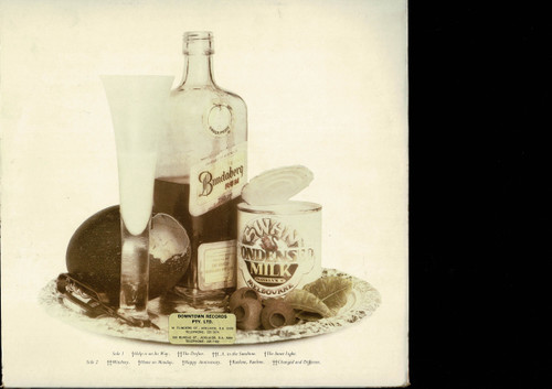 Little River Band-Diamantina Cocktail-VINYL LP-USED-Aussie press