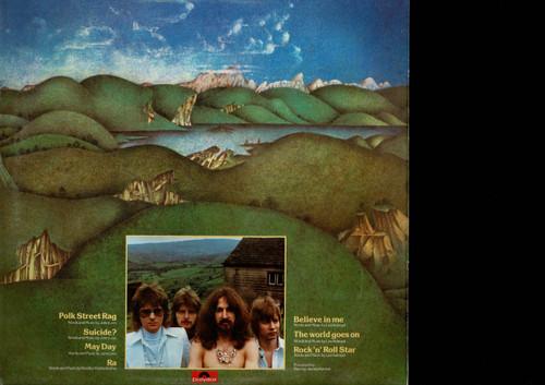 Barclay James Harvest-Octoberon-VINYL LP-USED-UK press