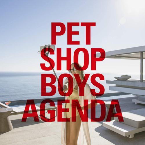 """Pet Shop Boys -Agenda  Vinyl 12""""-Brand New-Still Sealed"""